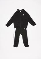 PUMA - Minicats t7 jogger tracksuit - black