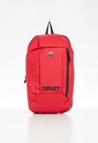SOVIET - Kids small backpack - red