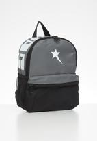 SOVIET - Small backpack - black & grey