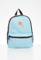 SOVIET - Small backpack - blue
