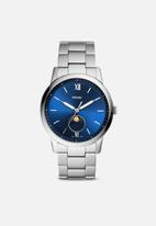 Fossil - The minimalist moonphase - silver