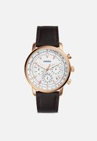 Fossil - Goodwin chrono - white
