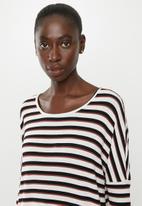 Vero Moda - Kia honie loose long top - multi