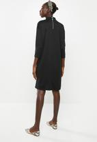 Vero Moda - Kiki 3/4 dress - black