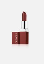 Clinique - Even Better Pop Lip Foundation - Flushed