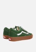 Vans - Old Skool Gum - greener pastures & true white