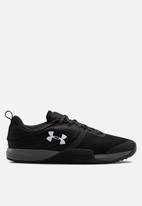 Under Armour - Tribase thrive - black/pitch gray/halo gray