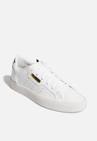 adidas Originals - Sleek - ftwr white / crystal white / gold met.