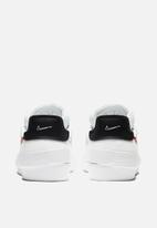 Nike - Drop Type Swoosh - white/university red-deep royal blue