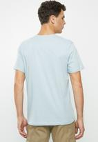 Hurley - One & only push through tee - blue