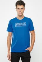 Hurley - Onshore tee - blue
