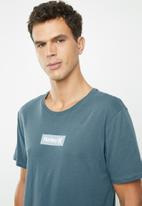 Hurley - One & only small box tee - blue