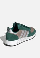 adidas Originals - Marathon tech - collegiate green/silver metallic/glow green