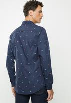 Tommy Hilfiger - Tjm ditsy print shirt - multi