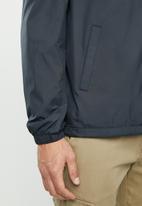 Hurley - Siege coach jacket - black
