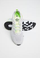 Nike - Air Max 270 React - vast grey & ghost green