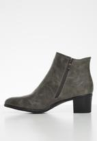 Butterfly Feet - Harlow 3 boot - grey