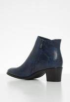 Butterfly Feet - Harlow 3 boot - navy