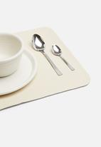 Modern Easy  - The placemat - cream