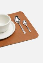 Modern Easy  - The placemat - tan