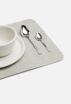 Modern Easy  - The placemat - marble