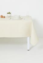 Modern Easy  - The medium table cloth - cream