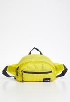 The North Face - Flyweight lumbar bag - yellow