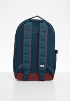 The North Face - Daypack backpack - navy & burgundy