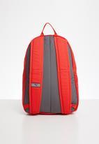 PUMA - Puma phase backpack ii - red & grey