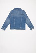 Levi's® - Teen boys trucker jacket - blue