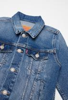 Levi's® - Denim trucker jacket - blue