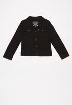 Levi's® - Levi's girls trucker jacket - black