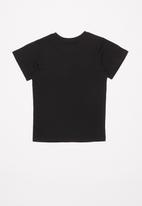 DC - Evolved short sleeve T-shirt - black