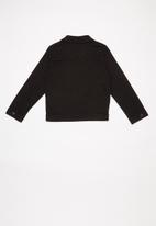 Levi's® - Levi's boys denim trucker jacket - black