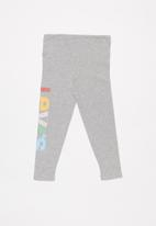 Levi's® - Levi's girls high rise graphic leggings - grey