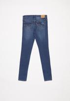 Levi's® - Levi's girls 710 super skinny jeans - blue
