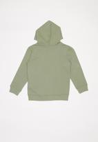 Cotton On - Sunny zip through hoodie - silver sage