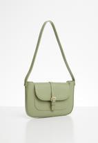 Superbalist - Infinity top handle bag - green