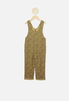Cotton On - Tessa jumpsuit - beige & brown