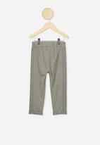 Cotton On - Brooklyn slouch pants - silver sage