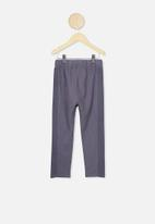Cotton On - Brooklyn slouch pant - vintage navy