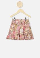 Cotton On - Isla midi skirt - multi
