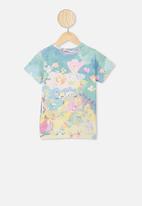 Cotton On - Lux short sleeve tee - multi