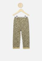 Cotton On - Daria slouch jean - sand dune