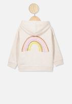 Cotton On - Scarlett hoodie - beige