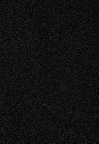 Blake - Metallic cami mini dress - black