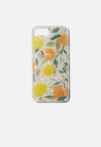 Typo - Shake it phone case universal 6,7,8 - fruit yardage