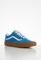 Vans - Old Skooll (gum) - mediterranian blue/true white