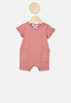 Cotton On - Alby playsuit - pink