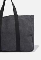 Rubi - Bondi beach bag - black